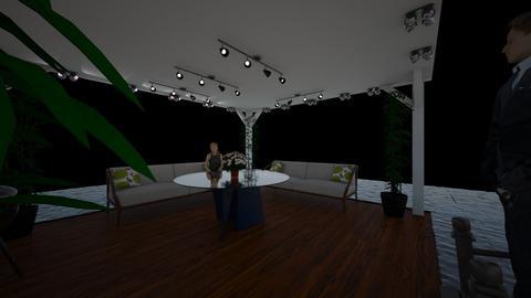Garden Party - Modern - by udanielle12
