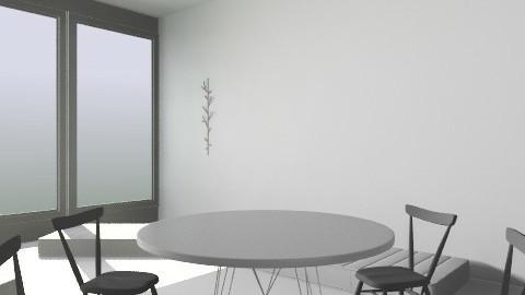 GDFB wit - Minimal - Bedroom - by fylohsophy