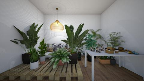 Never too many plants - Bedroom  - by kiwimelon711