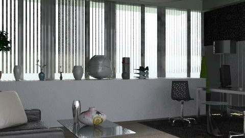 Teer - Modern - Office  - by SariJo