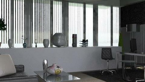 Teer - Modern - Office  - by SariJo