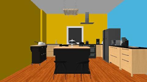 Kitchen - Classic - Kitchen  - by chakota_sanders