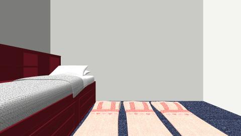 Grow nups room - Modern - Bedroom  - by Louise Meuneir