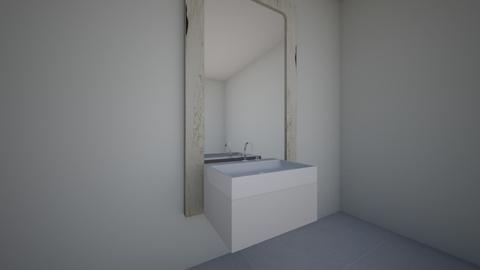 bed 7 bathroom - Bathroom  - by annaliesequeen01