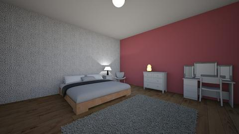 dragonfruit room - Bedroom  - by cbrowne05