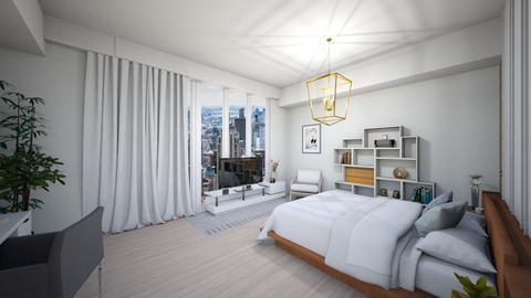 Nghi Nguyen 1 - Bedroom  - by nguyenn25