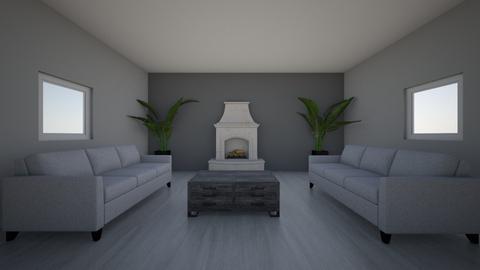 Symmetrical room - Living room  - by ashuf7269