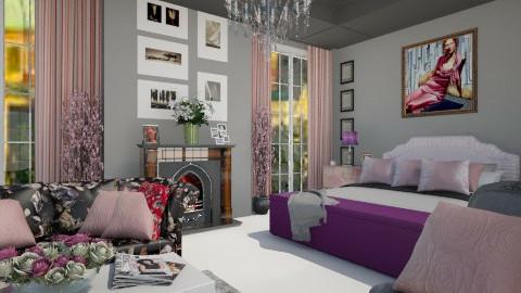 Roberta - Bedroom  - by Roberta Coelho