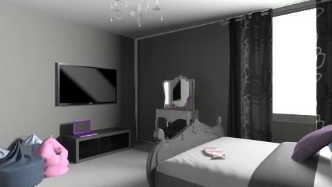 Bedroom Idea - Vintage - Bedroom  - by Natasha_Asquith