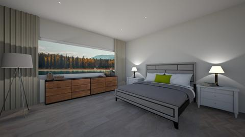 room design001 - Modern - Bedroom  - by Tina we will ronovate