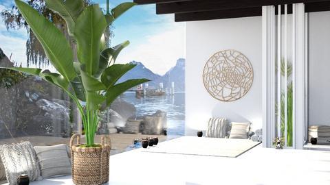 Meditation - Living room  - by Meghan White
