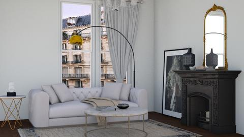 Paris  - Modern - Living room - by Jacqueline De la Guia