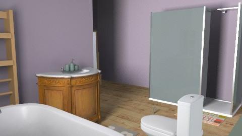 Lavender Charm - Classic - Bathroom  - by ruthiec1