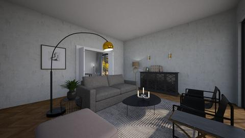 floor lamp - Living room  - by MaluMeyer