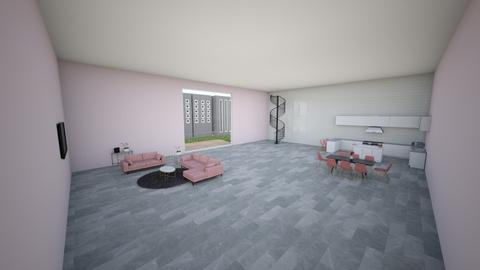 Dream house - Office  - by Arianna1000