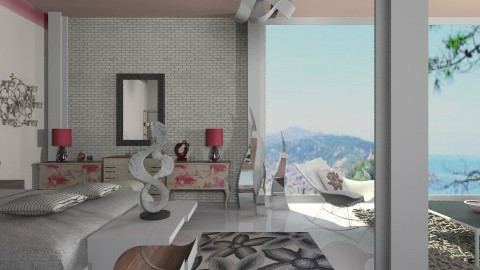 SAly - Living room  - by TanjaS