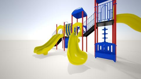 preschool - Kids room - by sarryann1