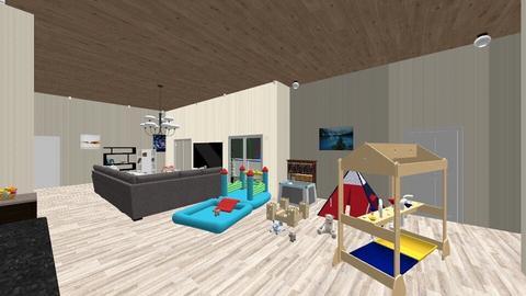 SYPHA - Living room  - by Hinata_04