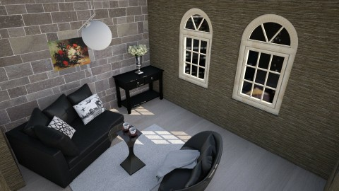 mm - Living room - by martina1999