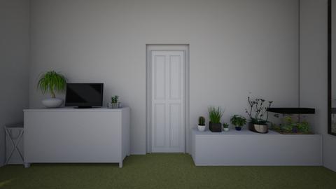 plant - Minimal - Bedroom  - by Miyoko