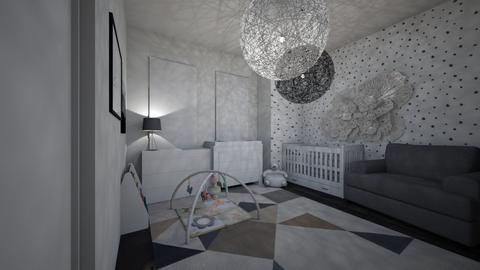 lll - Kids room  - by DAGNH