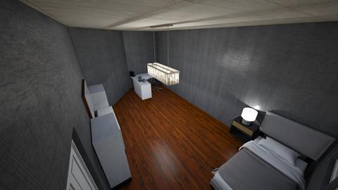 Room - Modern - Bedroom  - by AwwokenAltraxz99
