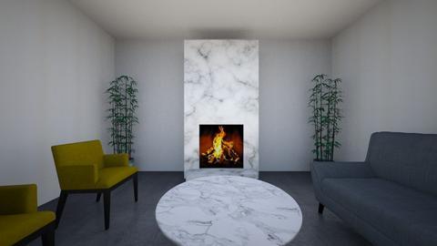 Living Room Yellow - Living room  - by Izi Sparrowmoon