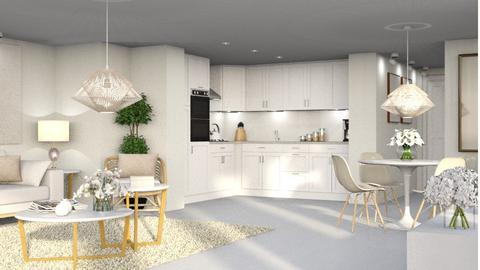 548 - Modern - Kitchen  - by Claudia Correia