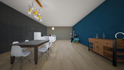 kitchen 1 - Modern - Kitchen - by bo didderen