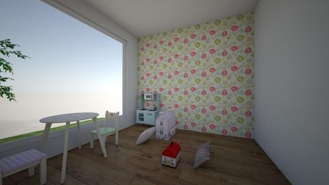 play room shani - Kids room  - by michalwk