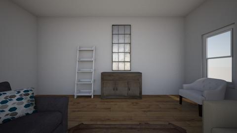 williams - Living room - by kikihood