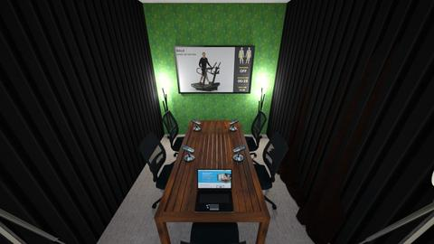 Studio 2 - Office  - by jtryan03