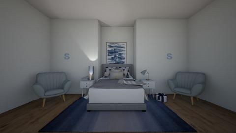 Dream bedroom - Modern - Bedroom  - by Sofia92810