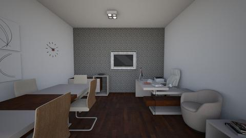Office room - Office  - by Strandreas