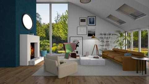 Mid Century Modern Living - Modern - Living room - by tolo13lolo