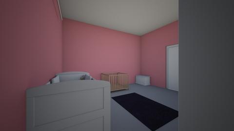 simple  - Kids room - by gdm92512