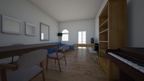 Living room v5 - Living room  - by kochhann