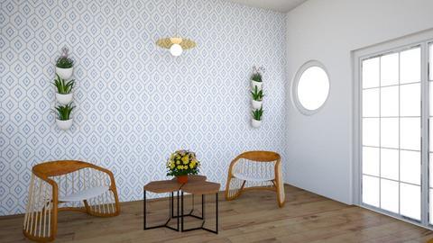 Resting Room - Living room - by eternalglimpse