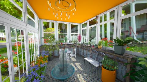 Garden room - Eclectic - Garden  - by Ali Ruth