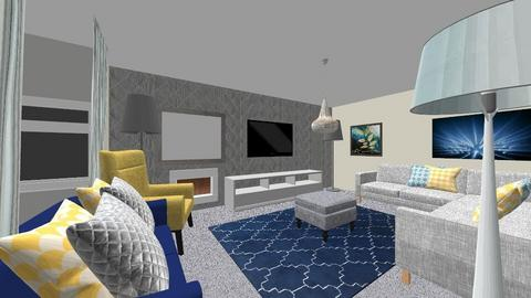 Living room6 - Modern - Living room  - by Donchini