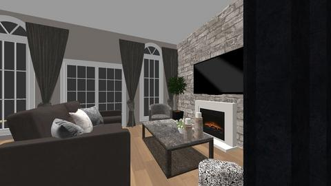 My first densing - Living room  - by Ameliaaa Rajch