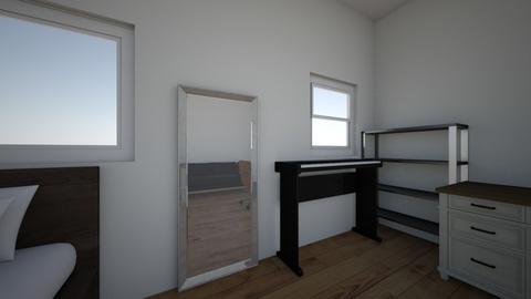 bedtoom - Modern - Bedroom  - by pheap