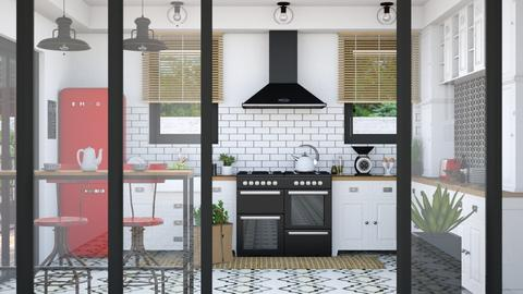 Lucia kitchen - Kitchen  - by Charipis home
