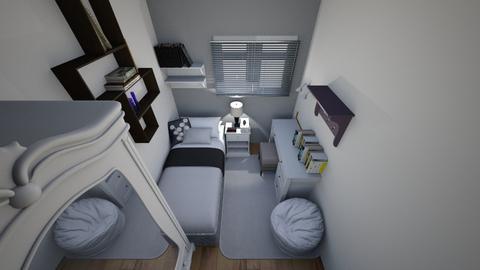 KAMARKU - Minimal - Bedroom  - by Igghie
