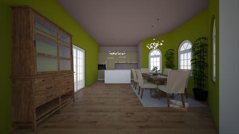 kitchen - Kitchen - by jovhke