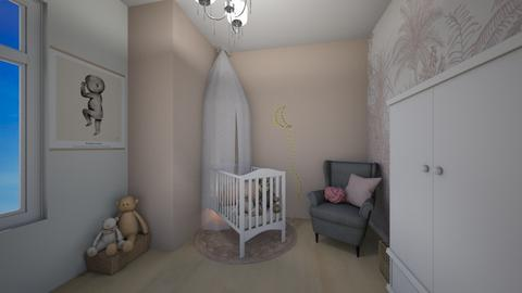 Mel baby - Kids room  - by Mell1811
