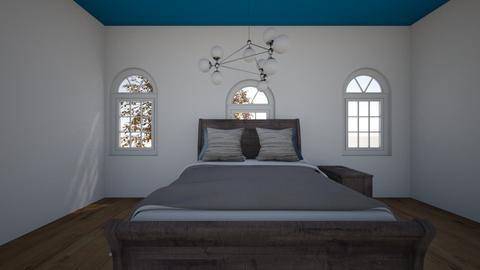 CAMERA MATRIMONIALE  - Modern - Bedroom  - by Juliette J
