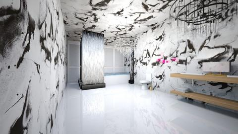 a bath room yessir - Modern - Bathroom  - by Sofia and kiki