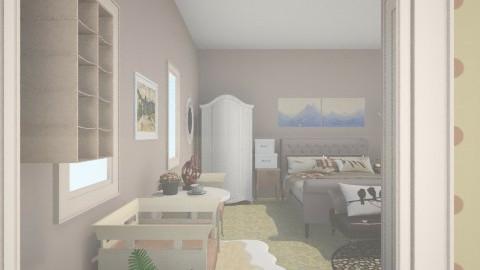 The Brownie Part VII - Bedroom - by Nurul Yunita Sari Ginting