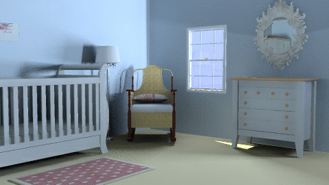 Nursury - Classic - Kids room  - by georgiedp
